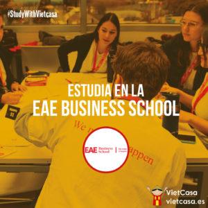 Estudiar en EAE Business School con VietCasa